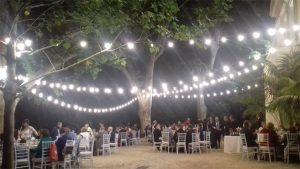 alquiler decoracion para bodas malaga