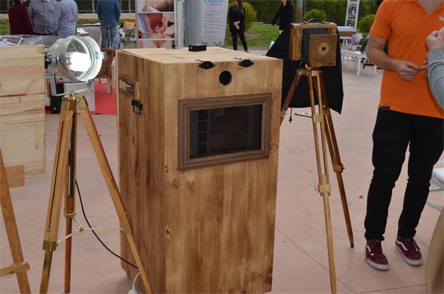 alquiler de fotomaton en Málaga